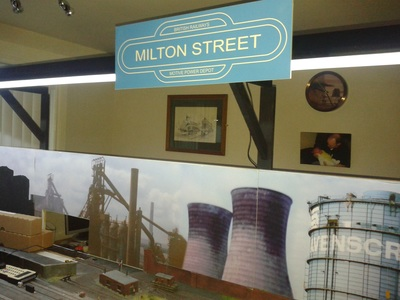Milton Street Mpd Updates 12ad Model Railway Group